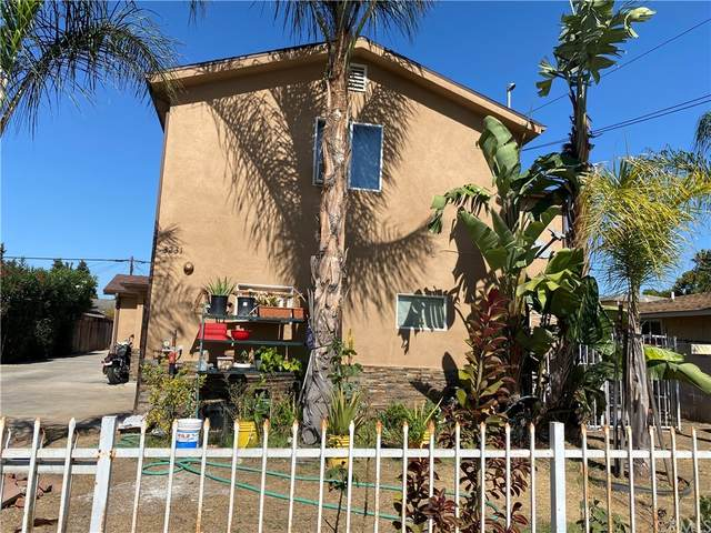 3231 W 110th Street, Inglewood, CA 90303 (#DW21225335) :: RE/MAX Empire Properties