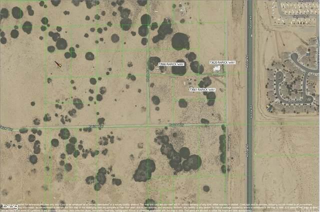 0 Rarick Way, 29 Palms, CA 92277 (#OC21225353) :: A|G Amaya Group Real Estate