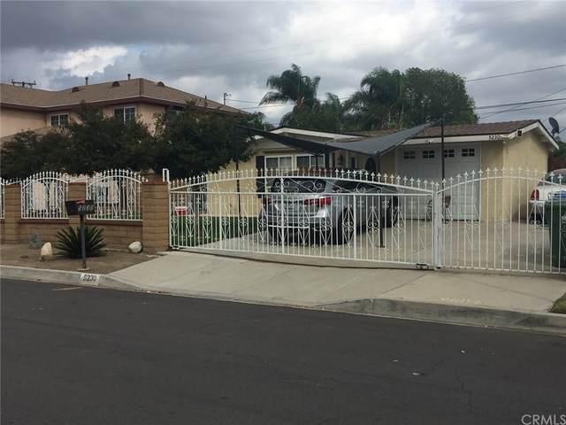 5230 N Enid Avenue, Azusa, CA 91702 (#AR21225076) :: Blake Cory Home Selling Team