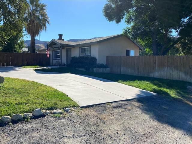 2440 Mill Creek Road, Mentone, CA 92359 (#EV21225175) :: Latrice Deluna Homes