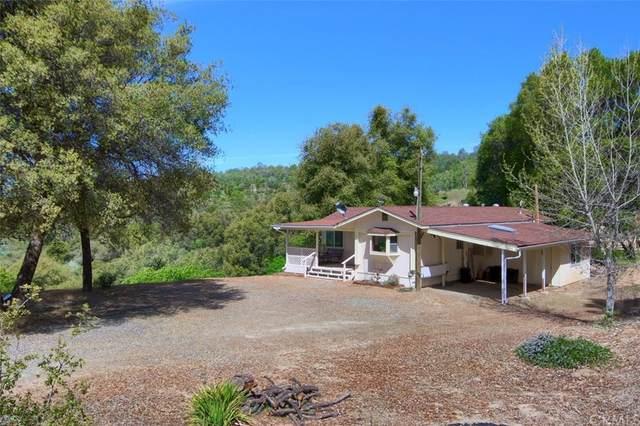 40640 Taylor Mountain Road, Oakhurst, CA 93644 (#FR21225411) :: Zen Ziejewski and Team