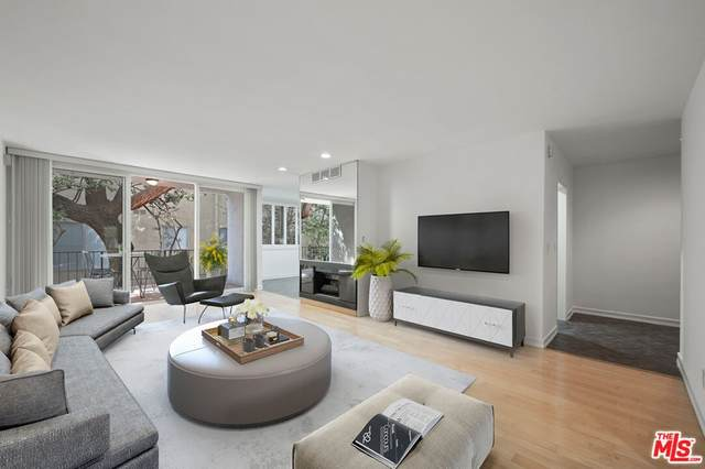 901 10Th Street #204, Santa Monica, CA 90403 (#21793600) :: McKee Real Estate Group Powered By Realty Masters & Associates