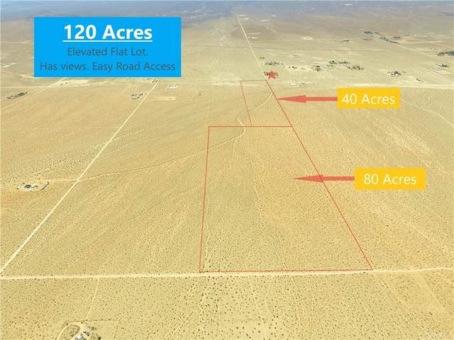 120 Acres, Lucerne Valley, CA 92356 (#CV21194313) :: RE/MAX Freedom