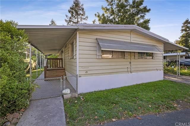 370 E Lassen Avenue #13, Chico, CA 95973 (#SN21225161) :: The Laffins Real Estate Team