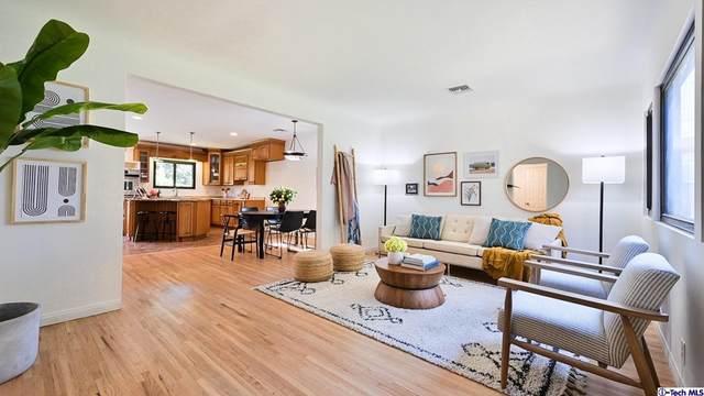 1524 N Pass Avenue, Burbank, CA 91505 (#320007965) :: Blake Cory Home Selling Team
