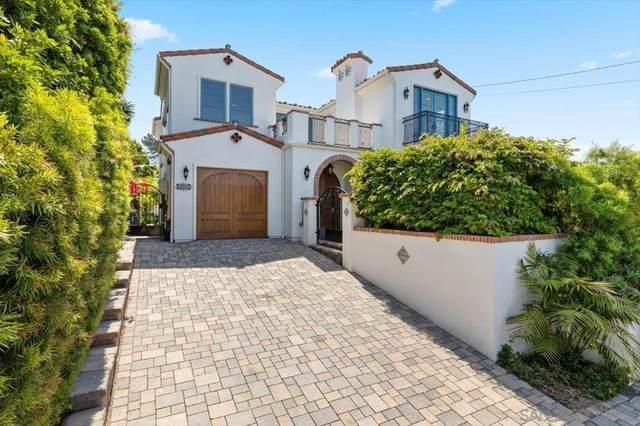 1015 Gardena Road, Encinitas, CA 92024 (#210028585) :: Blake Cory Home Selling Team