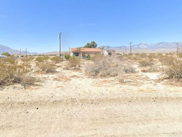 13075 Little Morongo Road, Desert Hot Springs, CA 92240 (#PTP2107127) :: The M&M Team Realty