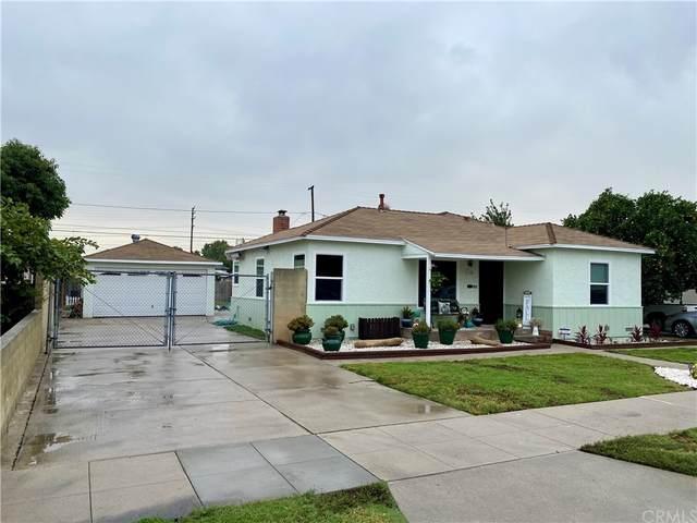 1340 E Washington Street, Long Beach, CA 90805 (#DW21225608) :: The M&M Team Realty