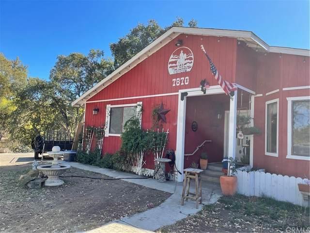 7870 Portola Road, Atascadero, CA 93422 (#NS21225038) :: Blake Cory Home Selling Team