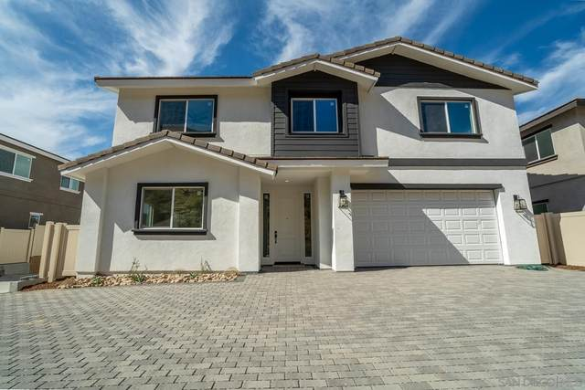 11617 Woodside Terrace, Santee, CA 92071 (#210028597) :: Necol Realty Group