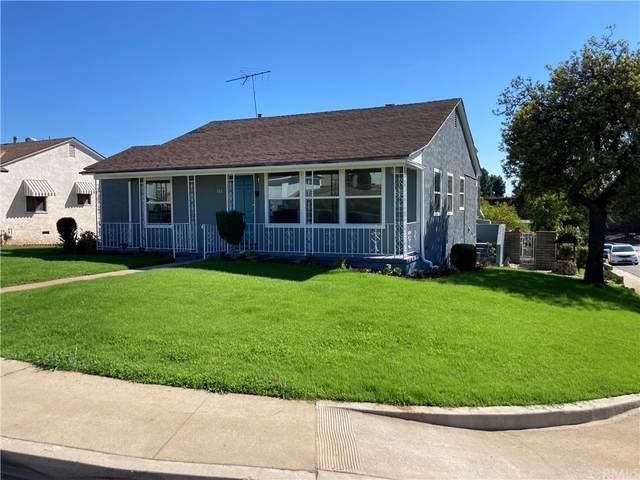 336 W Fernfield Drive, Monterey Park, CA 91754 (#DW21225667) :: Zutila, Inc.