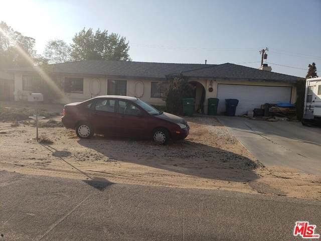 21531 Darrow Drive, California City, CA 93505 (#21794086) :: Necol Realty Group