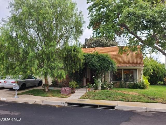 2117 Glenhollow Street, Westlake Village, CA 91361 (#221005526) :: Latrice Deluna Homes