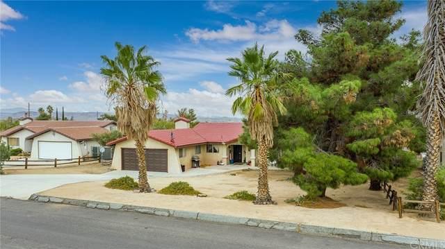 58578 San Andreas Road, Yucca Valley, CA 92284 (#JT21225518) :: Compass