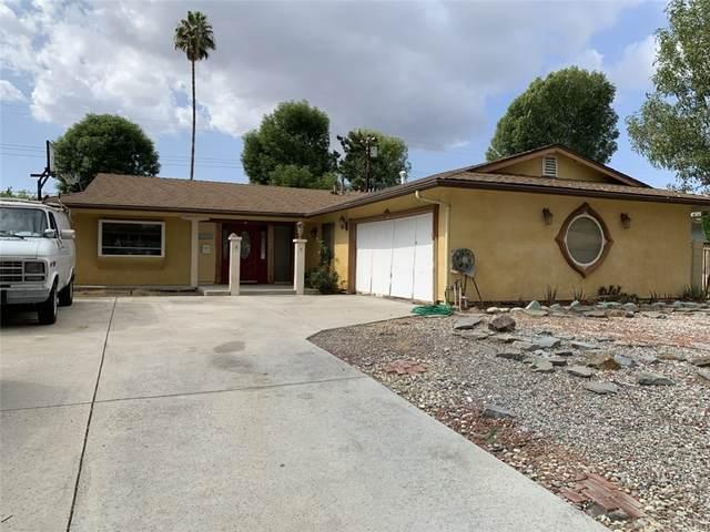 7309 Capistrano Avenue, West Hills, CA 91307 (#SR21225613) :: The Parsons Team
