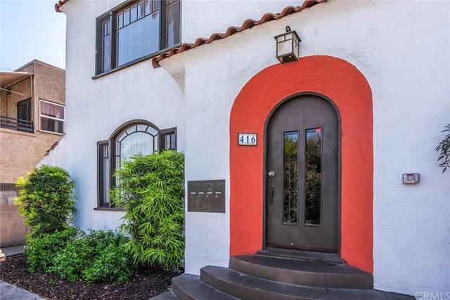 416 W Burnett Street 1-4, Long Beach, CA 90806 (#PW21225719) :: Realty ONE Group Empire