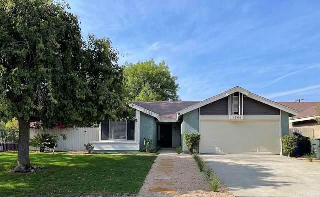 1765 W Phillips Drive, Pomona, CA 91766 (#SR21224876) :: Necol Realty Group