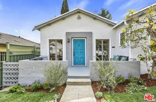 3316 Wood Terrace, Los Angeles (City), CA 90027 (#21793798) :: Necol Realty Group
