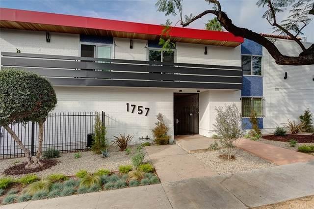 1757 N Kingsley Drive, Los Angeles (City), CA 90027 (#SB21225845) :: Necol Realty Group