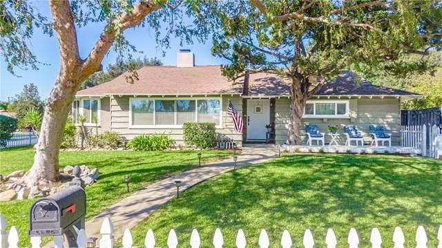 741 Santa Barbara Drive, Claremont, CA 91711 (#DW21225866) :: Blake Cory Home Selling Team