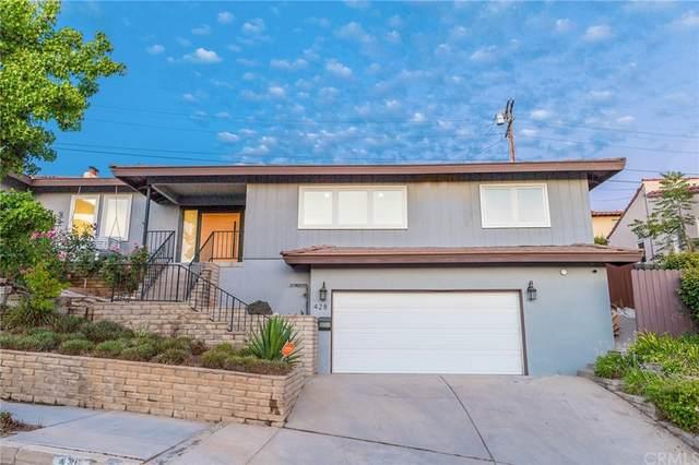 428 La Loma Road, Glendale, CA 91206 (MLS #PF21225871) :: ERA CARLILE Realty Group