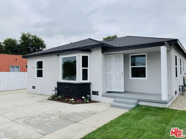 811 N Spring Avenue, Compton, CA 90221 (#21793264) :: Compass