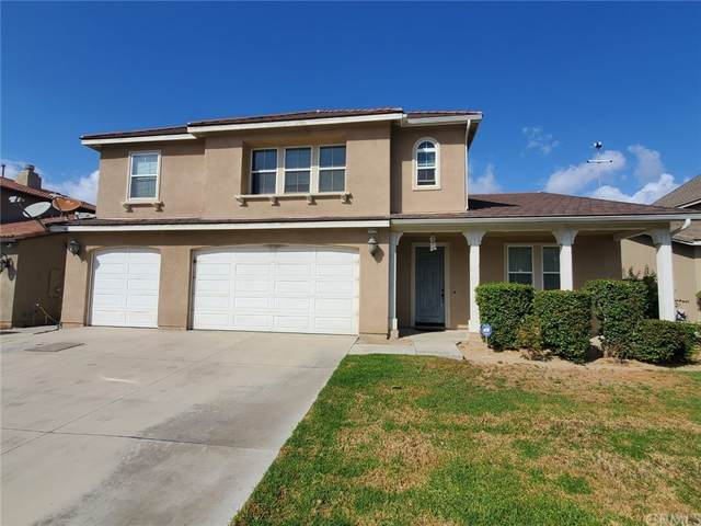 13248 Wooden Gate Way, Eastvale, CA 92880 (#RS21225700) :: Necol Realty Group