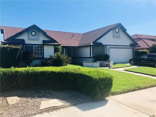 1349 S Yucca Avenue, Bloomington, CA 92316 (#SW21222259) :: Zutila, Inc.