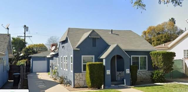 1243 N Wexham Way, Inglewood, CA 90302 (#CV21225938) :: RE/MAX Empire Properties
