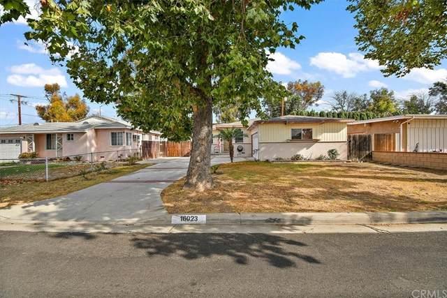 16023 Garo Street, Hacienda Heights, CA 91745 (#CV21225729) :: Blake Cory Home Selling Team