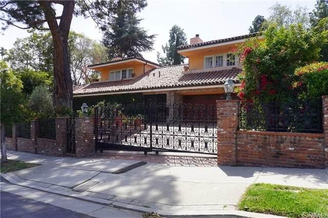 2103 N Hobart Boulevard, Los Angeles (City), CA 90027 (#AR21225976) :: Necol Realty Group