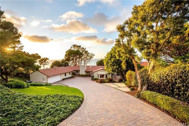 1115 Palos Verdes Drive W, Palos Verdes Estates, CA 90274 (#PV21225240) :: Millman Team