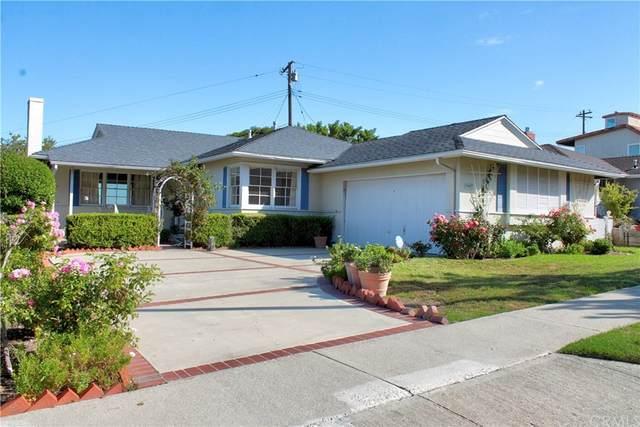 5437 Manitowac Drive, Rancho Palos Verdes, CA 90275 (#SB21225669) :: Go Gabby