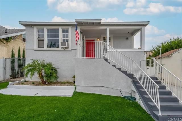 1531 N Herbert Avenue, City Terrace, CA 90063 (#PW21224404) :: Blake Cory Home Selling Team