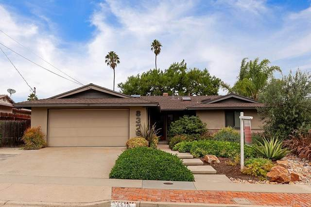 8376 Lake Ben Ave, San Diego, CA 92119 (#PTP2107144) :: Necol Realty Group