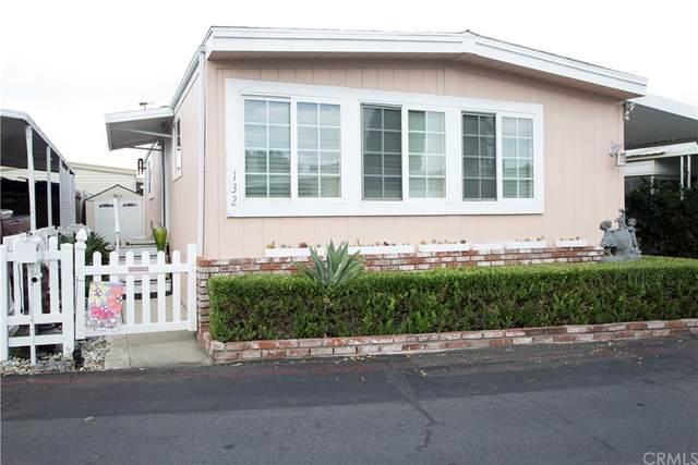 132 S Serra Lane #142, Tustin, CA 92780 (#PW21219170) :: Blake Cory Home Selling Team