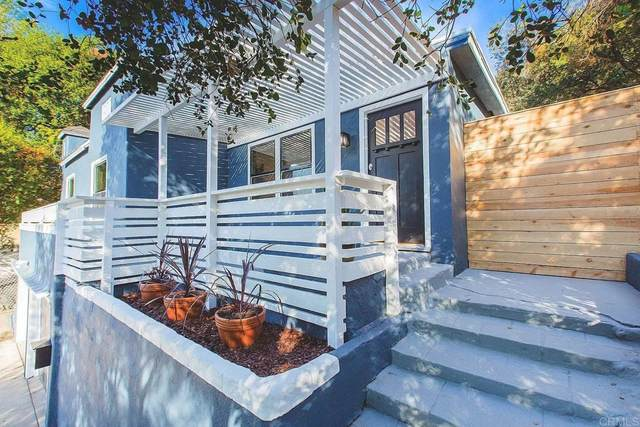 1166 Oak Grove Drive, Los Angeles (City), CA 90041 (#PTP2107146) :: Blake Cory Home Selling Team