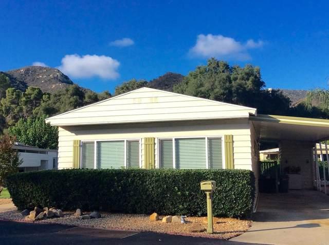8975 Lawrence Welk Drive #52, Escondido, CA 92026 (#NDP2111618) :: Blake Cory Home Selling Team