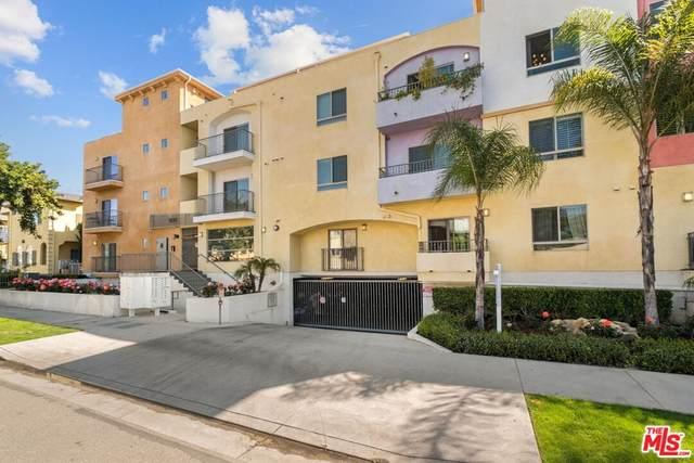 5232 Satsuma Avenue #305, North Hollywood, CA 91601 (#21794352) :: The M&M Team Realty