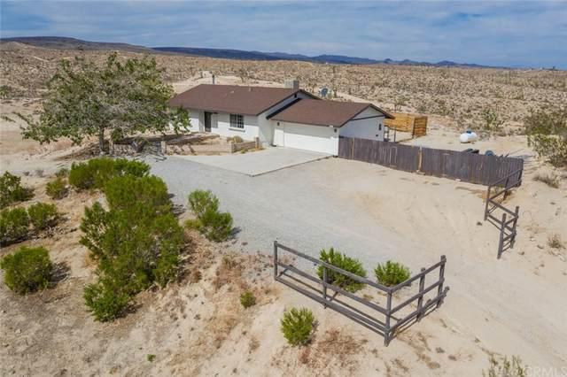 4686 Warren Vista Avenue, Yucca Valley, CA 92284 (#JT21226026) :: Swack Real Estate Group | Keller Williams Realty Central Coast