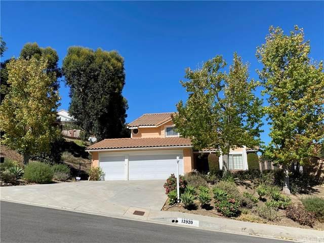 12920 Jolette Avenue, Granada Hills, CA 91344 (#SR21226195) :: Zen Ziejewski and Team