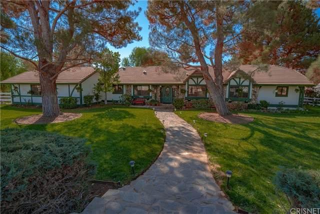 3824 Roberts Road, Acton, CA 93510 (#SR21226180) :: A G Amaya Group Real Estate