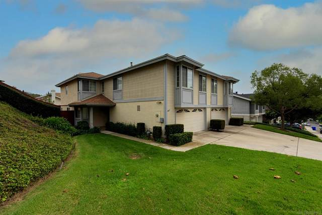 8047 Mission Vista Dr, San Diego, CA 92120 (#210028642) :: Necol Realty Group