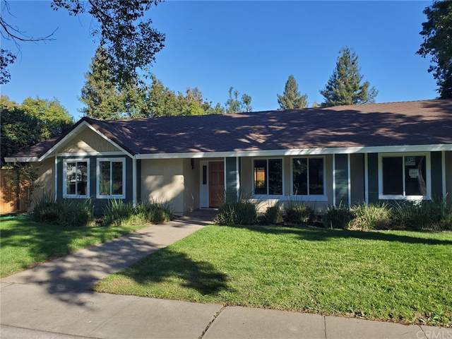 1659 Lazy Trail Drive, Chico, CA 95926 (#SN21226218) :: The Laffins Real Estate Team