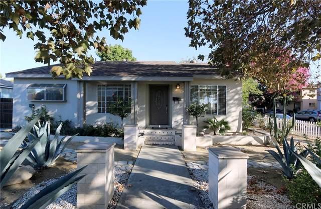 14537 & 14539 Wyandotte Street, Van Nuys, CA 91405 (#BB21226185) :: Compass