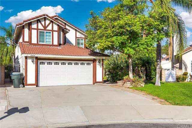 3084 Sunnyglen Court, Chino Hills, CA 91709 (#CV21223119) :: Team Tami