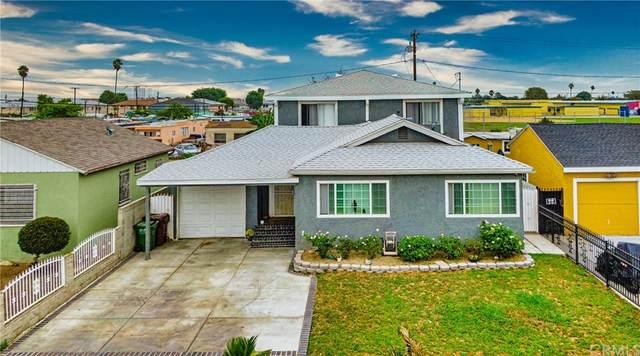 1004 S Northwood Avenue, Compton, CA 90220 (#DW21226233) :: The Parsons Team