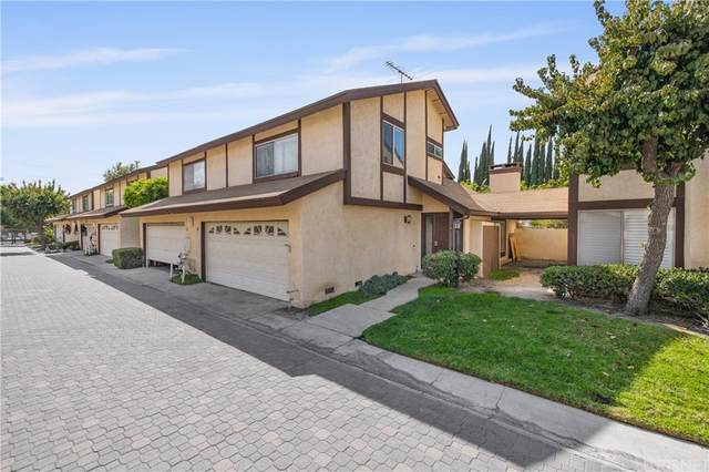 17241 Roscoe Boulevard #24, Northridge, CA 91325 (#SR21206620) :: The M&M Team Realty
