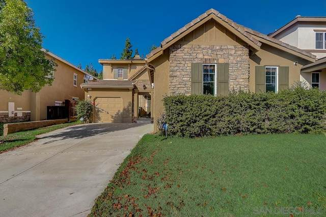 1094 Brightwood Dr, San Marcos, CA 92078 (#210028649) :: Necol Realty Group