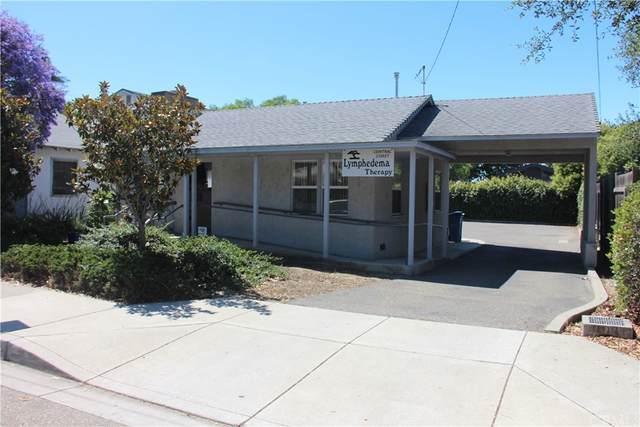 1061 Murray Avenue, San Luis Obispo, CA 93405 (#SC21226314) :: The Laffins Real Estate Team